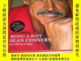 二手書博民逛書店2手英文罕見Sean Connery Being A Scot