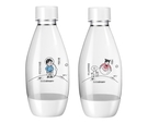 Sodastream水滴型專用水瓶 500ML 2入(小學課本的逆襲)