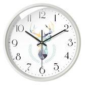 北歐掛鐘 客廳鐘錶現代臥室時鐘