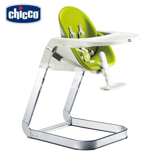 【嬰之房】Chicco I-Sit時尚多功能餐椅(原野綠)