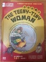 二手書博民逛書店 《THE TEENY-TINY WOMAN小小小婦人L2#1(新版)》 R2Y ISBN:9867054830│HarrietZief