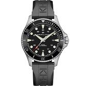 Hamilton Khaki 海軍系列陶瓷錶圈機械錶(H82515330)43mm