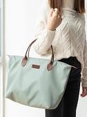 手提單肩大包環保袋子收納包包斜挎包女百搭