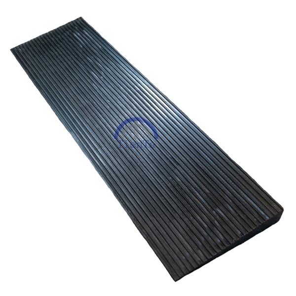 橡膠斜坡板-輪椅門檻用斜坡板4.5cm