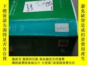 二手書博民逛書店revenue罕見law: principles and pra