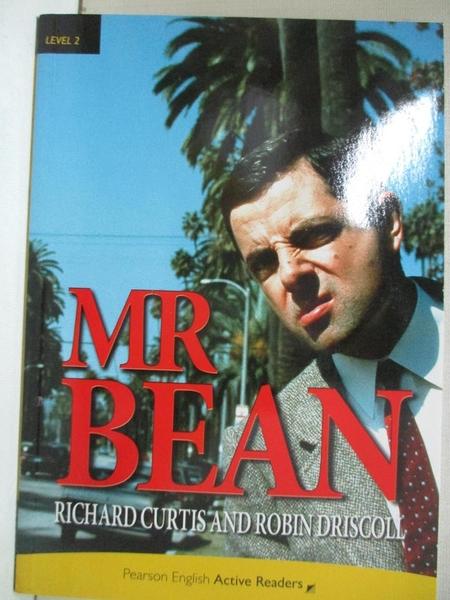 【書寶二手書T4/原文書_HH6】Mr. Bean_Curtis, Richard/ Driscoll, Robin