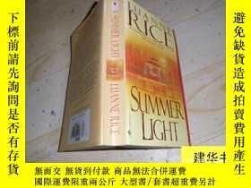 二手書博民逛書店LUANNE罕見RICE SUMMER LIGHT C7Y10336