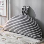 卡通床頭靠墊抱枕床靠背墊韓式公主靠枕雙人榻榻米軟包大靠背YXS 小宅妮時尚』