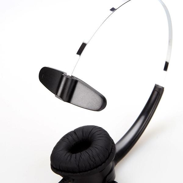 780元行銷人員電話機專用耳機頭戴式耳機 東訊TECOM DX9706D 當日下單立即出貨 保固6個月