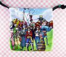 【震撼精品百貨】One Piece_海賊王~束口袋-船圖案