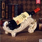 歐式陶瓷紅酒架裝飾品擺件Dhh2745【潘小丫女鞋】