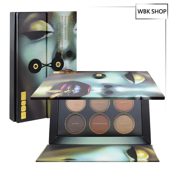 Pat McGrath Labs 6色眼影盤 12g Bronze Ambition - WBK SHOP