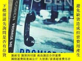 二手書博民逛書店HARLAN罕見COBEN PROMISE ME【小32開】Y2