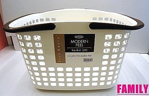 日本知名品牌LUSTROWARE洗衣籃M