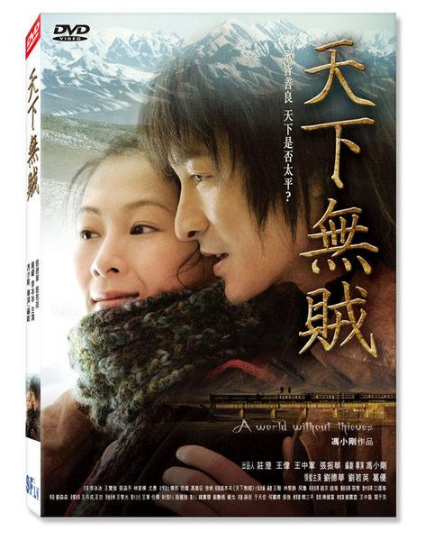 新動國際【天下無賊 A world without thieves】DVD