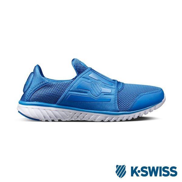 K-Swiss Blade-Light Recover輕量訓練鞋-男-寶藍