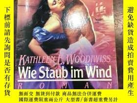 二手書博民逛書店Wie罕見Staub im WindY198722 Kathle