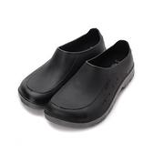 三和牌 雙色防水鞋 黑 男鞋 鞋全家福