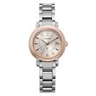 CITIZEN/星辰 光動能電波錶 鈦金屬 手錶 ES9446-54W 雙色/27mm