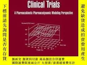 二手書博民逛書店Simulation罕見For Designing Clinical Trials-臨床試驗設計仿真Y4366