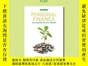 二手書博民逛書店Student罕見Workbook For Personal Finance: Turning Money Int