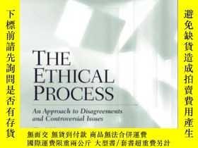 二手書博民逛書店The罕見Ethical ProcessY255562 Brown, Marvin T. Prentice H