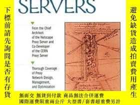 二手書博民逛書店Web罕見Proxy Servers (web Infrastructure Series)Y256260 A