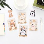 萌犬造型便利貼 (單入不挑款) N次貼 便條紙 (購潮8)