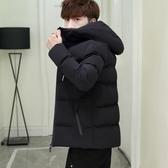 冬季男裝棉服韓版流衣服青年休閒羽絨棉外套棉衣冬裝學生棉襖子