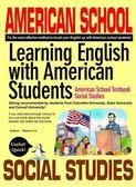 (二手書)不出國!跟著美國學生一起上課學英文:美國學校的社會課本【全英版】