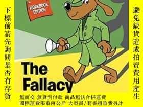 二手書博民逛書店The罕見Fallacy DetectiveY256260 Nathaniel Bluedorn Christ