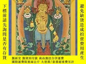 二手書博民逛書店Buddhist罕見Paintings Coloring Boo