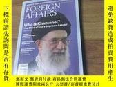 二手書博民逛書店FOREIGN罕見AFFAIRS who is khamenei volume 92, number 5Y26