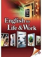 二手書博民逛書店《大專用書:English for Life & Work  book 4(書+CD)》 R2Y ISBN:9866990885