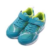 MOONSTAR 閃電競速運動鞋 藍綠 SSK10229 中大童鞋