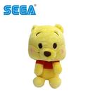 【日本正版】小熊維尼 絨毛玩偶 吊飾 娃娃 維尼 Winnie 迪士尼 SEGA 300151-A