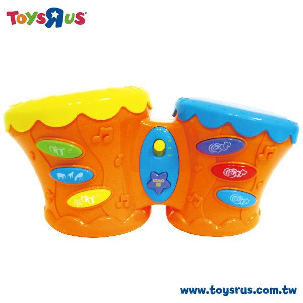玩具反斗城【 Bruin】寶寶的邦哥鼓
