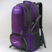 80升後背包男超大容量防水大號背包旅游包旅行包女戶外休閒登山包