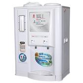 晶工牌省電奇機光控智慧溫熱全自動開飲機 JD-3706