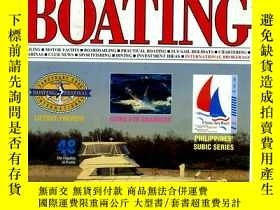 二手書博民逛書店ASIAN罕見BOATING (亞洲快艇) 1994.3Y147