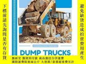 二手書博民逛書店Dump罕見TrucksY346464 Katie Chanez