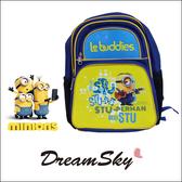 正版 小小兵 Minions 背包 包包 後背包 多款 多色 書包 環球影城 電影 小黃人 DreamSky
