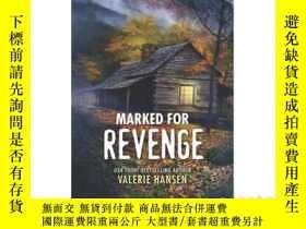 二手書博民逛書店Marked罕見for RevengeY346464 Valer