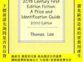 二手書博民逛書店20th罕見Century First Edition Fict