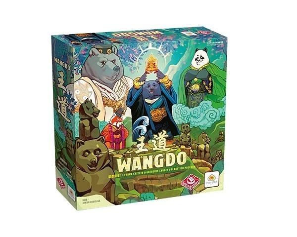 『高雄龐奇桌遊』王道 Wangdo 繁體中文版 正版桌上遊戲專賣店