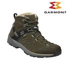 【下殺↘3290】GARMONT 男款 GoreTex中筒郊山健走鞋Santiago GTX 481240/211 橄欖綠 / 防水、黃金大底