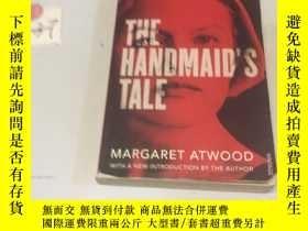 二手書博民逛書店英文原版:The罕見Handmaid s Tale(英文原版小