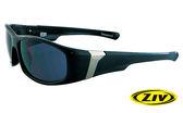 ZIV HERO 太陽眼鏡  黑框/灰片 F101001