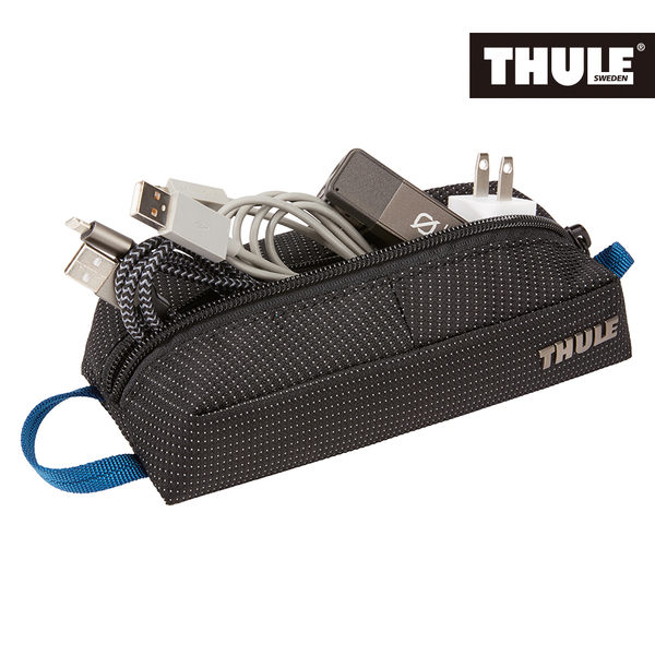 THULE-Crossover 2 多功能線材收納盥洗包C2TS-101-黑