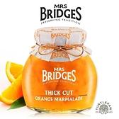 【南紡購物中心】【MRS. BRIDGES】英橋夫人厚切柑橘果醬(大)340g